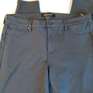 Liverpool Size 14 Skinny Ponte Pants